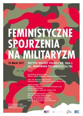 Feministyczne Spojrzenia na Militaryzm