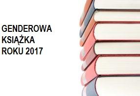 Konkurs na Genderową Książkę Roku 2017