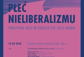 Płeć Nieliberalizmu. Polityka Płci w Polsce po 2015 Roku